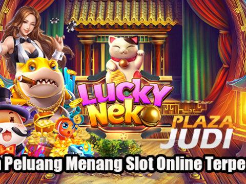 Inilah Peluang Menang Slot Online Terpercaya